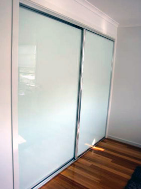 Glass Wardrobe Doors Coffs Harbour