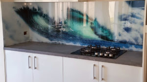Coffs Harbour Glass Splashbacks